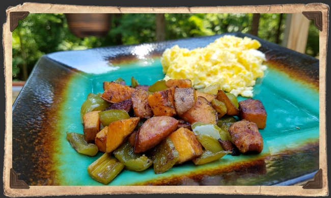 Sweet Potato Hash 2