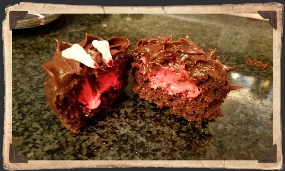Vampire Cupcakes 2